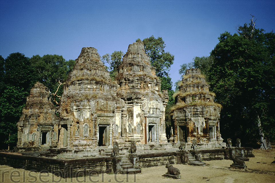 Angkor: Die Roluos-Gruppe