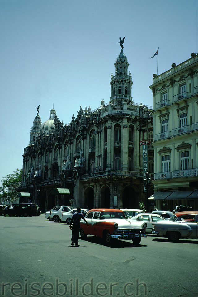 Das Grosse Theater in Havanna