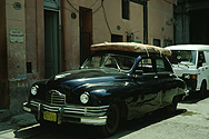 Matratzentransport in Havanna