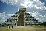 Chichén Itzá in Mexiko